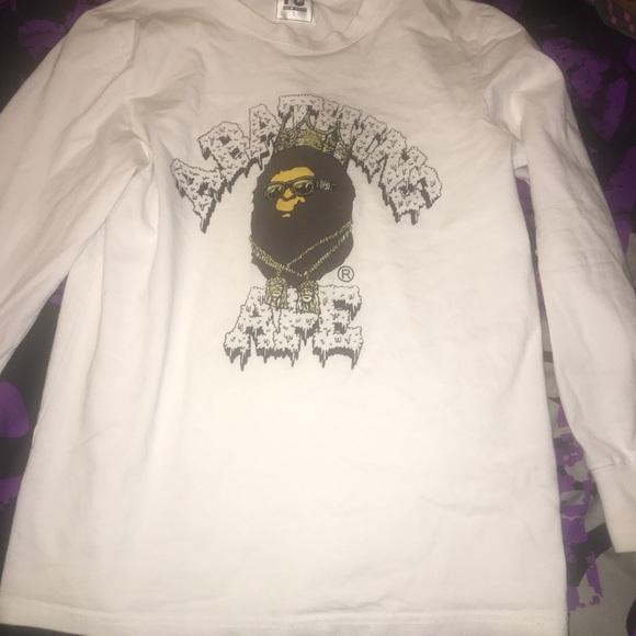 79f41af49 Bape Shirts | A Bathing Ape X Flatbush Zombies | Poshmark